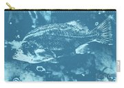 Largemouth Bass 8 Carry-all Pouch