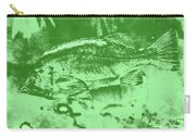Largemouth Bass 9 Carry-all Pouch