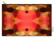 Las Tunas Abstract Pattern Carry-all Pouch