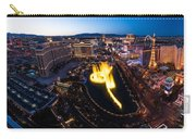 Las Vegas Glitter Carry-all Pouch
