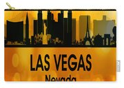 Las Vegas Nv 3 Vertical Carry-all Pouch