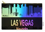 Las Vegas Nv 5 Vertical Carry-all Pouch