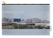 Las Vegas Pano Section 2 Of 3 Carry-all Pouch