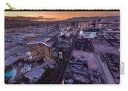 Las Vegas Strip Aloft Carry-all Pouch