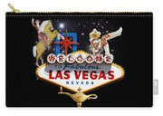 Las Vegas Symbolic Sign Carry-all Pouch