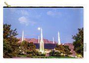 Las Vegas Temple Moon Carry-all Pouch