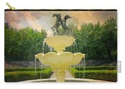 Lasdon Fountain Garden Carry-all Pouch