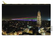 Laser Beams On The Dom Tower In Utrecht 23 Carry-all Pouch