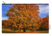 Last Call Of Fall Carry-all Pouch