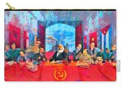 Last Communist Supper 10 Colorful - Da Carry-all Pouch