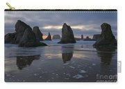 Last Light At Bandon Beach Carry-all Pouch