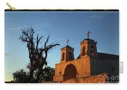 Last Light On Chiu Chiu Church Chile Carry-all Pouch