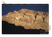Last Light On Mt Aconcagua Carry-all Pouch