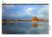 Last Light Over Lake Powell Carry-all Pouch