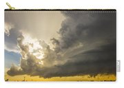 Last Nebraska Supercell Of The Summer 024 Carry-all Pouch