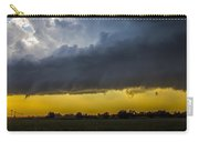 Last Nebraska Supercell Of The Summer 038 Carry-all Pouch