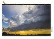 Last Nebraska Supercell Of The Summer 043 Carry-all Pouch