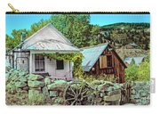 Last Post Office And Ice House Carry-all Pouch
