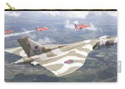 Last Royal Escort - Avro Vulcan Carry-all Pouch