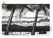 Late Afternoon At Dunk Island Carry-all Pouch