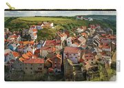 Late Afternoon Light On Staithes Carry-all Pouch