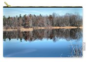Late Autumn Reflections Carry-all Pouch