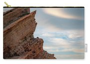 Late On Vasquez Rocks By Mike-hope Carry-all Pouch