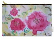 Late Summer Rose I Rosarie Carry-all Pouch