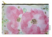 Late Summer Rose II Carry-all Pouch