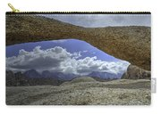 Lathe Arch Between Storms Carry-all Pouch