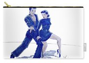 Latin Ballroom Carry-all Pouch