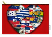 Latinamerica Heart Carry-all Pouch