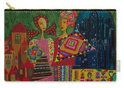 Latino In New York Carry-all Pouch