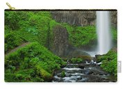 Latourell Falls Oregon Carry-all Pouch