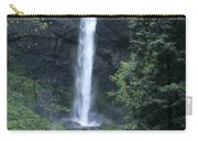Latourelle Falls-columbia River Gorge Carry-all Pouch