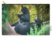 Laughing Bears Carry-all Pouch