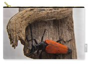 Laughing Beetle Carry-all Pouch