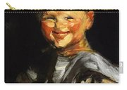 Laughing Child 1907 Carry-all Pouch