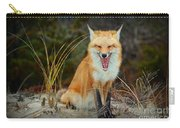 Laughing Fox Carry-all Pouch