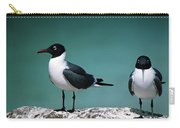 Laughing Gulls Carry-all Pouch