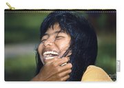 Laughing Out Loud Carry-all Pouch