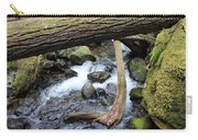 Laughingwater Creek Under Log Carry-all Pouch
