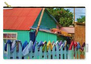 Laundry Day Carry-all Pouch by Debbi Granruth