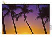 Launiupoko Sunset Carry-all Pouch