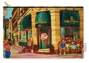 Laura Secord Candy And Cone Shop Carry-all Pouch