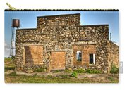 Laura Town Ghost Town In Arkansas  Carry-all Pouch