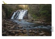 Laurel Falls In Autumn #1 Carry-all Pouch