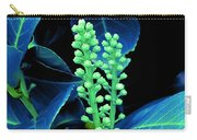 Laurel Flower Buds Carry-all Pouch