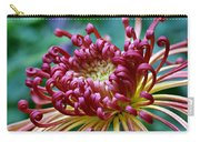 Lava Chrysanthemum Carry-all Pouch