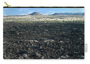 Lava Flow And Schonchin Butte, Lava Beds Nm, California, Usa Carry-all Pouch